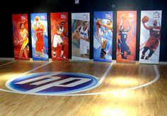 HP Showroom,Alpharetta, Ga, Wall-and-Floor-Graphics