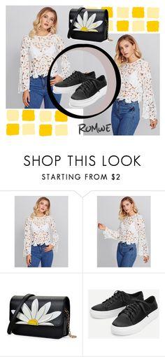 """Romwe 4"" by lugavicjasmina ❤ liked on Polyvore"