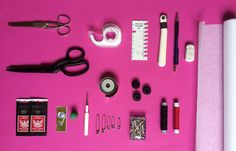 Die wichtigsten Werkzeuge für einen guten Nähstart! www.musterkitz.com/blog Blog, Tools, Tips And Tricks, Nice Asses