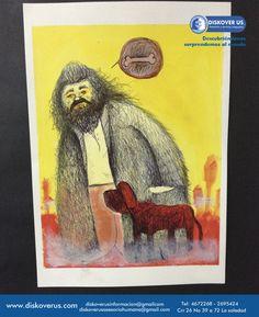 Hagrid y Fang por Jorge Avila