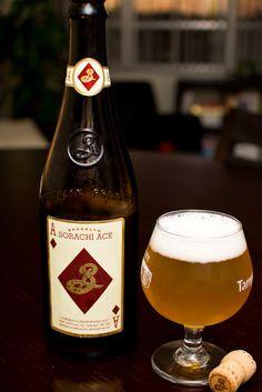 Brooklyn Brewery Sorachi Ace. Wonderful saison.