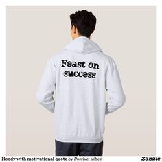 Hoody with motivational quote Postive Vibes, Body Workouts, Hoody, Beachbody, Adidas Jacket, Motivational Quotes, Sweatshirts, Jackets, Inspiration