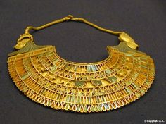 The Ancient Egyptian Jewelry Room
