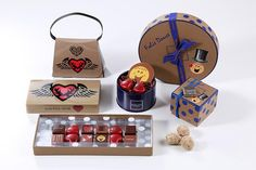 Jean Paul Hevin Chocolate Set