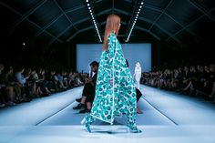 Is matchy-matchy in or out. In the Spring 2015 shows, designers such as MaxMara, Chanel, Valentino, Giorgio Armani, and Giles had over whelming amounts of matchy-matchy ensemble. The level of commitment is not for everyone. Danielle Huse