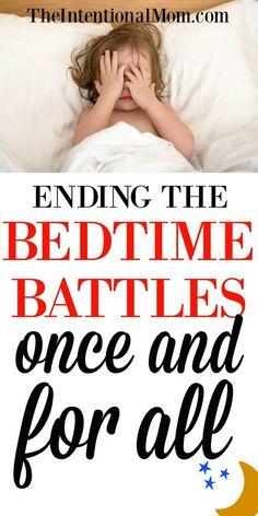 Bedtime Battles | Mom Help | Bedtime Struggles | Bedtime Routine | Toddler Bedtime | Bedtime  via @www.pinterest.com/JenRoskamp