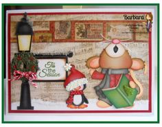 """Tis the Season"" Christmas Card"