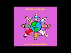 Bir Dünya Bırakın (Oynaya oynaya) - Çocuk Şarkıları - YouTube