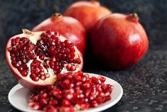 A pomegranate a day lowers LDL (bad cholesterol) level and raises HDL (good cholesterol) level.