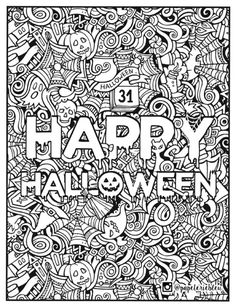 how to draw dragon Detailed Coloring Pages, Fall Coloring Pages, Adult Coloring Book Pages, Doodle Coloring, Coloring Pages For Kids, Coloring Books, Halloween Doodle, Halloween Kids, Halloween Coloring Sheets