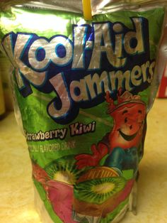 Freezing Capri-Suns and Kool-Aid juice pouches has to be the best idea 662ee90b4