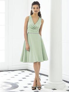 After Six Bridesmaid Style 6647 http://www.dessy.com/dresses/bridesmaid/6647/?color=celadon&colorid=10#.Uokow-JiWT8
