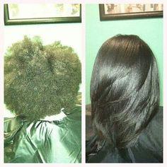 Natural Hair, Versatility!
