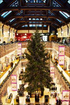 Jenners - Edinburgh Christmas Tree 2011