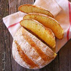 paine taraneasca fara gluten My Recipes, Vegan Recipes, Vegan Food, Potato Bread, Potatoes, Gluten Free, Cooking, Sweet, Diet