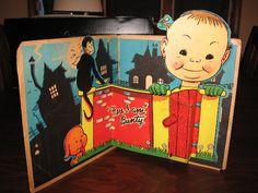 Baby Bunty Pop-up book, 1935.