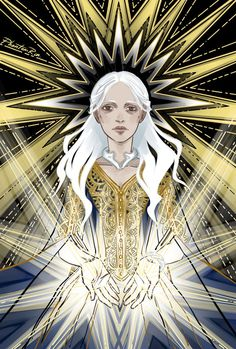 "PhantomRin on Twitter: ""Alina (""The Grisha Trilogy"" by @LBardugo)"