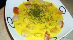 Bea(u)ty kitchen: Zupa serowa