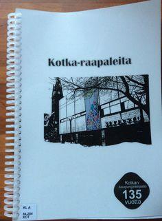 Kohta 6 (kirjastosta kertova kirja)   Mielenkiintoinen kirja lapsuuden kotikaupungin kirjastoista. (Kotkan kaupunginkirjaston juhlavuoden kirjoituskilpailun satoa.) 04/16