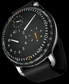 Ressence Type 3 Liquid-Filled Watch Hands-On