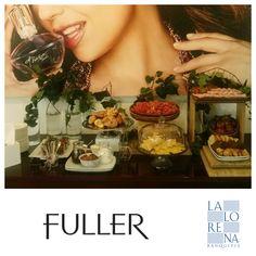La Lorena Banquetes+Fuller+Desayuno Europeo... #lalorena #banquetes #eventos @fullercosmeticos