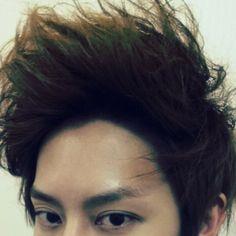 Heechul's Hair...