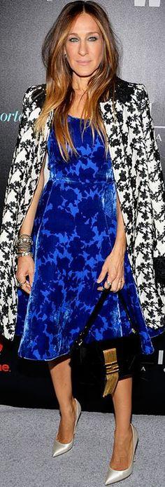 Sarah Jessica Parker's style