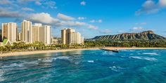 Create lasting family memories, enjoy romantic getaways or make successful business deals at the Waikiki Beach Marriott Resort & Spa, an oceanfront hotel on Oahu. Beach Resorts, Hotels And Resorts, Honolulu Zoo, Oahu Hawaii, Hawaii Hotels, Waikiki Beach, Marriott Hotels, Romantic Getaways, Resort Spa