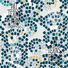 Tiina Taivainen: Kufstein – Polku #patternsfromagency #patternsfromfinland #pattern #patterndesign #surfacedesign #printdesign #tiinataivainen