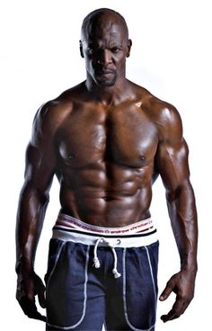 Terry Crews - Top Celebrity Beach Bodies: Shape Up Like A Star This Summer Human Reference, Anatomy Reference, Gain Weight For Women, Lose Weight, Martial, Terry Crews, Anatomy Poses, Figure Poses, Anatomy Study
