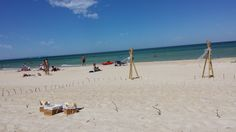 The Beach. This one is at Aspendale in Melbourne, Victoria. www.amberthecelebrant.com