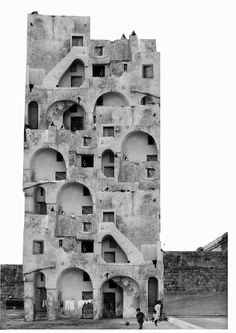 """lelongdutemps: """" House in Procida Paolo Monti Collage by The Imagelist """""""