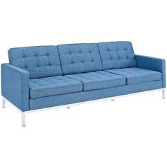 Swanky Sofa in Blue