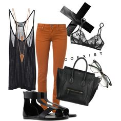 """coexist"" by nhabyg on Polyvore"