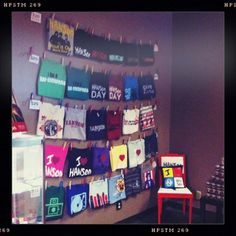 Store is open. With new Merch and much more! -ISAAC #hansonday www.hanson.net
