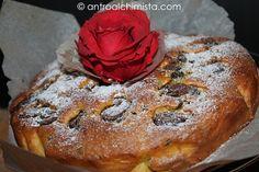 L'Antro dell'Alchimista: Torta Nua con Ricotta e Nutella - Cake Nua with Ricotta Cheese and Nutella