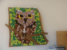 Barn owl Craft for Kids