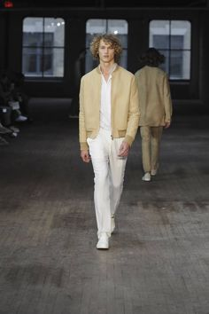 Deveaux Fall/Winter 2016-17 - New York Fashion Week Men's