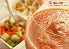 Gazpacho - MisThermorecetas