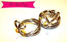 Isn't That Charming: DIY :: Heart Ring