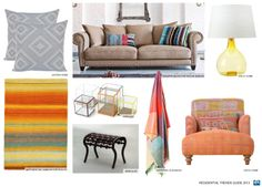 ... mildly bohemian take on transitional styling or leaves transitional