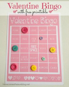 valentine card lesson plan