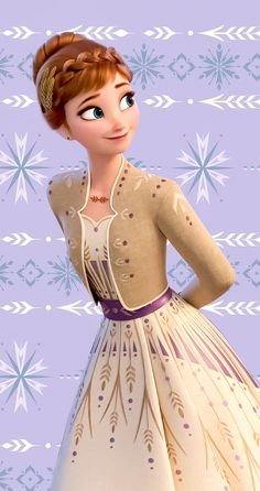 New Princess Girl Dresses Anna Elsa Cosplay Costume Children Clothing Kid's Party Dress Kids Girls Clothes Anna Disney, Frozen Disney, Anna Frozen, Princesa Disney Frozen, Frozen Film, Frozen Art, Disney Disney, Frozen 2 Wallpaper, Cute Disney Wallpaper