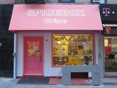 Shop Interior Design, Store Design, Popcorn Shop, Raw Photo, Makeup Studio, Spices, Barbie, Nail, Spice