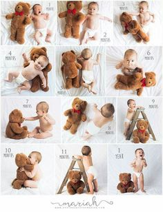Pregnancy photos- Schwangerschaftsfotos I like how they added the ladder. It shows the child's growth in multiple directions photos - Monthly Baby Photos, Newborn Baby Photos, Baby Poses, Newborn Shoot, Newborn Baby Photography, Newborn Pictures, Pregnancy Photos, Baby Boy Photos, Baby Shooting