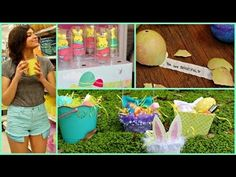 Easy Easter Gift ideas for Friends Family!box-of-fashio. Easy Easter Gift ideas for Friends Easter Gift, Easter Crafts, Happy Easter, Easter Bunny Decorations, Easter Wreaths, Easter Pictures, Mother's Day Diy, Easy Gifts, Friends Family