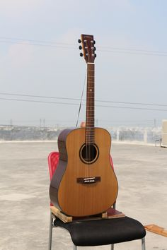 """$115 Model:W-MES-41D Name:41"""" Solid Top  Acoustic Guitar Top:A+ Solid Cedar Back & Side:Acacia Binding:ABS+Maple Back Seam:Wood Rosette:Wood Finish:High-gloss Color:Nature  Neck Material:Nato Fingerboard:Rosewood with Inlay Abalone Shell Dot Fret:20 Nut:Bone Nut Width:1 3/4"""" (43mm)                                  Bridge:Rosewood Head machine:High Quality Black Die-cast Saddle:Bone Strings:D'Addario EXP 16 Electronics:As you requested Avaliable Service:Wholesale/ODM/OEM"""