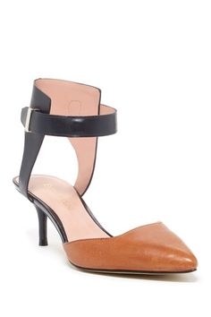 Gulia Ankle Strap Pump by Assorted on @HauteLook