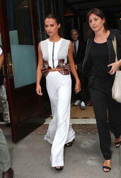 Alicia Vikander: Ένα ανερχόμενο style icon