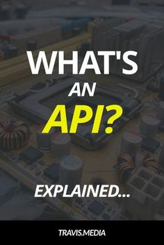 What is an API? Here is a helpful analogy and a few examples to help you finally nail down this concept. Application Programming Interface, Learn Programming, Python Programming, Computer Programming, Life Hacks Computer, Computer Coding, Computer Science, Computer Keyboard, Coding For Beginners